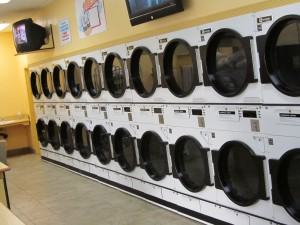 Tips for an easier laundromat trips